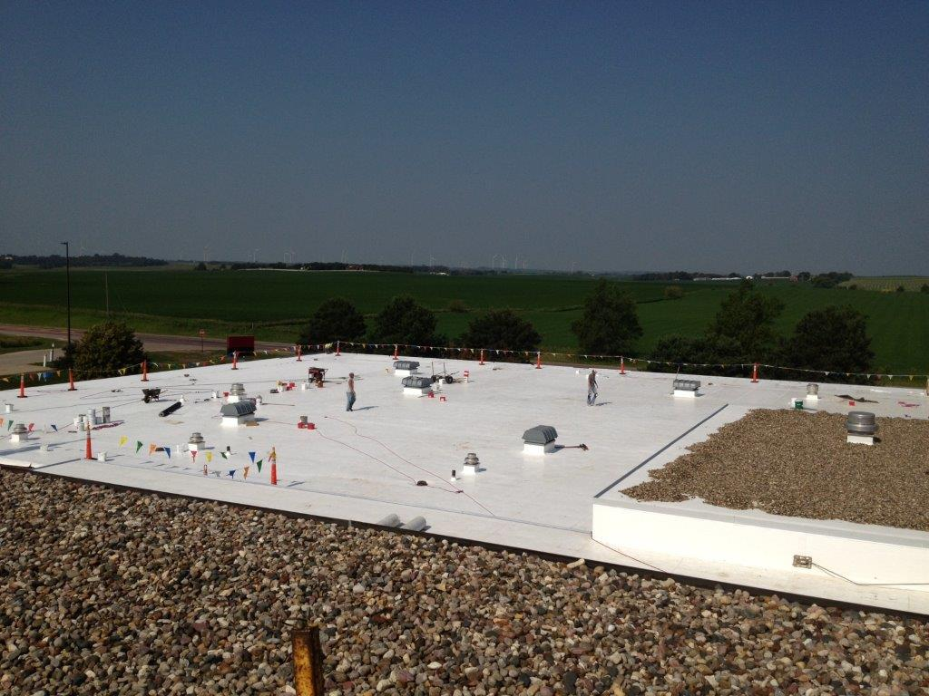 Guarantee Roofing Amp Sheet Metal Project Gallery